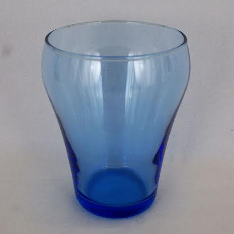 fler föremål Dricksglas blå