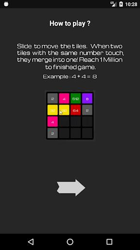Swipe  Numbers 2.0.0 screenshots 2