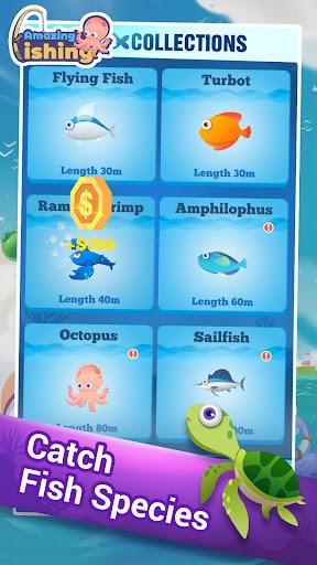 Cheat Amazing Fishing Mod Apk, Download Amazing Fishing Apk Mod 5