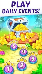 Gummy Paradise – Free Match 3 Puzzle Game 4