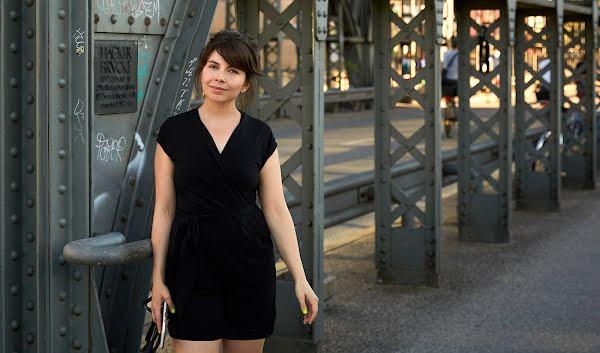 Elyse Bellamy gestaltet Produkte und Nutzererfahrungen im GSEC in München