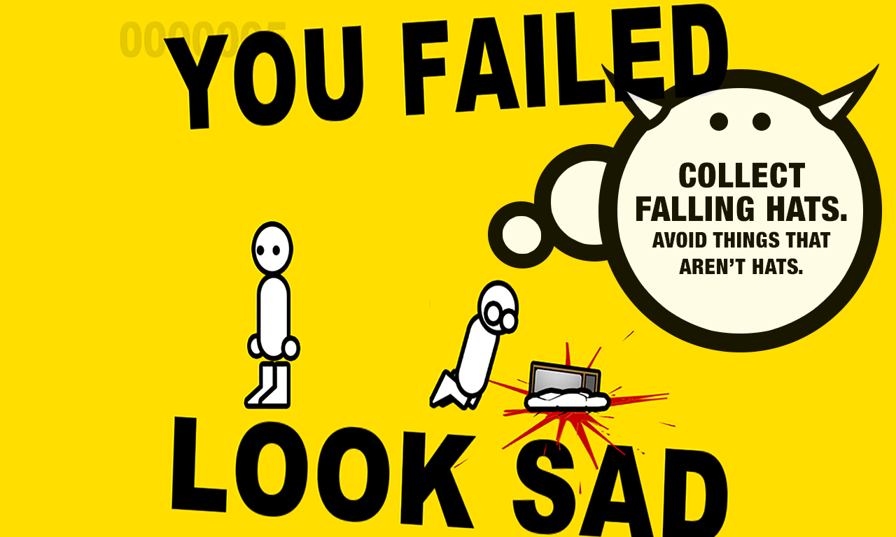 Zero Punctuation: Hatfall- screenshot