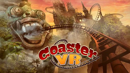 VR Roller Coaster Temple Rider  screenshots 16
