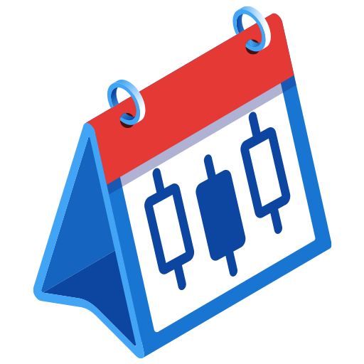 Tradays — forex economic calendar Icon