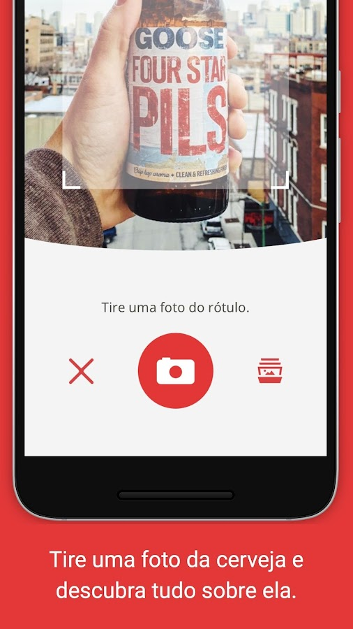 beHoppy: Scanner de Cerveja- screenshot