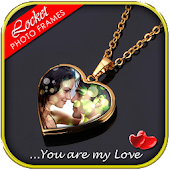 Locket Photo Frames New