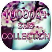 100000+ SMS collection