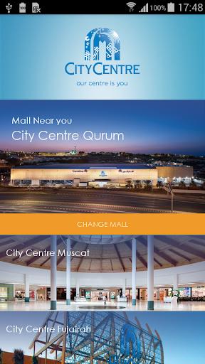 City Centre Malls - New App