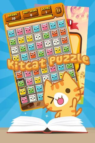 Kitcat Puzzle Match 3