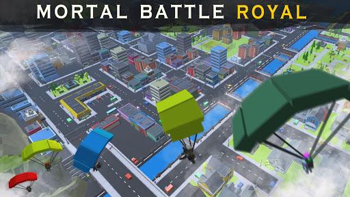 Shooting RULES OF BATTLE: Royale Online Pixel FPS 1.7 screenshots 2