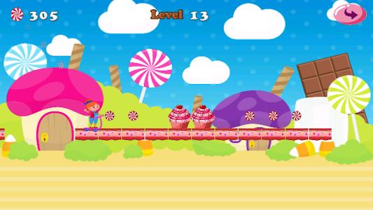 Candy Girl Candy Game screenshot 13
