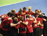 België ontvangt Kazachstan in Fed Cup in Lange Munte