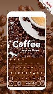 Coffee Bean Keyboard Theme 1