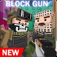 Block Gun: Gun Shooting - Online FPS War Game apk