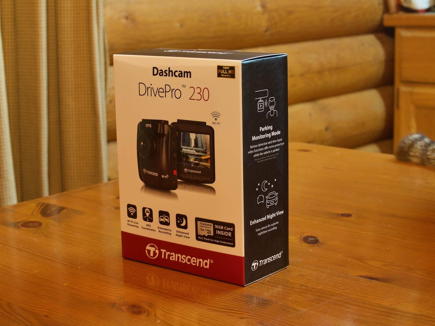 Transcend® DrivePro™ 230