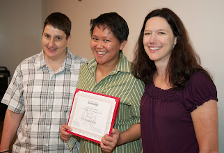 Photo: Mary-Pat Stein, Catherine Soliva, Cindy Malone