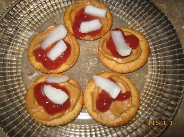 Betty's Ritz Bites Recipe
