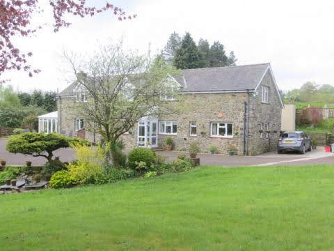 Outstanding Llanfair home