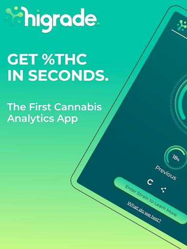 HiGrade: THC Testing & Cannabis Growing Assistant 1.0.296 screenshots 8