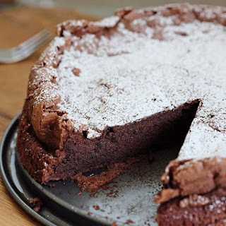 Flourless Chocolate Cake With Oil Recipes