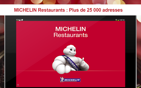 MICHELIN Restaurants Capture d'écran