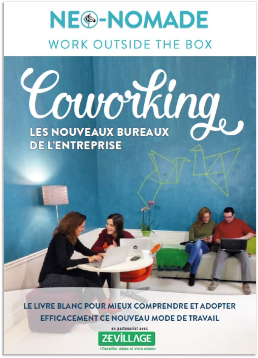 Coworking : les nouveaux bureaux