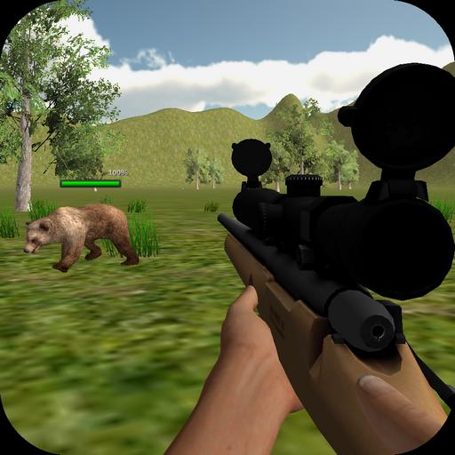 動物狩獵2016 動作 App LOGO-APP試玩