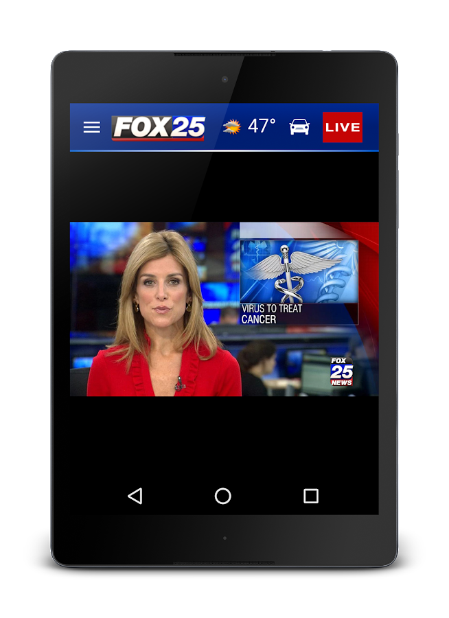 FOX25 News- screenshot
