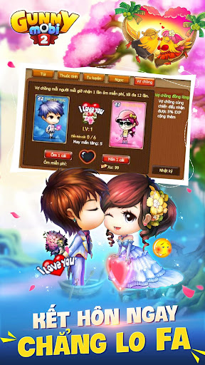 Gunny Mobi - Bu1eafn Gu00e0 Teen & Cute 3.0.1.0 screenshots 20