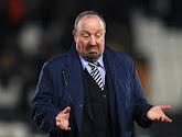 Des supporters d'Everton protestent contre son arrivée, Rafael Benitez réagit