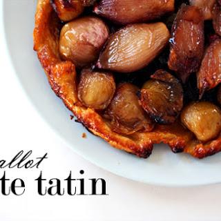 Shallot Tarte Tatin