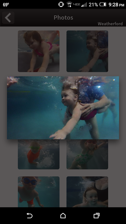 The Swim Lesson People- screenshot