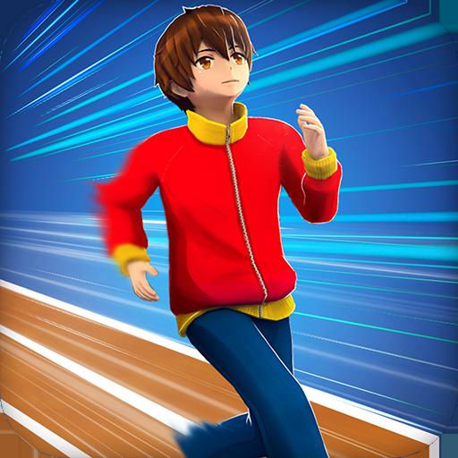 超級 瘋狂 跑酷 - 單機 快跑 競速 類 遊戲 手游 免費 體育競技 App LOGO-APP開箱王