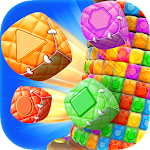 Wooly Blast – Adorable Match 3 Puzzle Spinner Icon