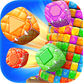 Wooly Blast – Adorable Spinning 3D Match Game