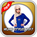 Hijab Style 2017 icon