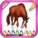 How to Draw Horses icon
