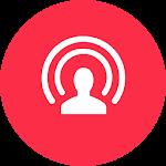 Social Live Stream - Free Icon