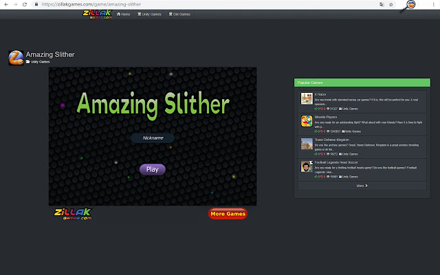 Amazing Slither