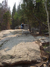 Photo: Top of the Trail, Alberta Falls Hike with Breaunna, Rocky Mountain National Park