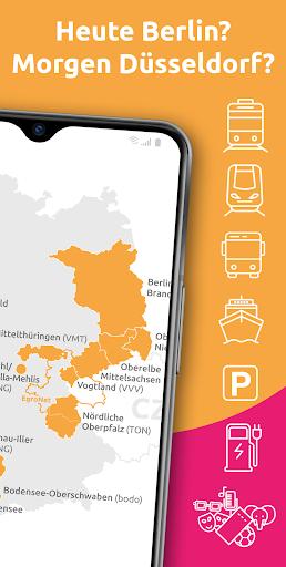 HandyTicket Deutschland 2.7.22 screenshots 2