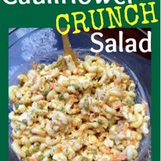 Sneaky Cauliflower Crunch Salad