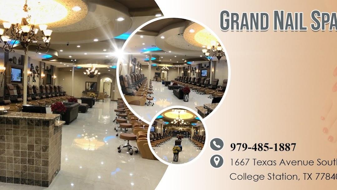 Grand Nail Spa Nail Salon In College Station