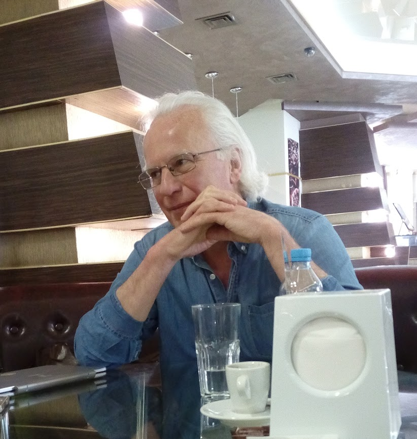 Интервью с Джоном Фроули