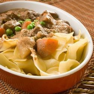 Oven Beef Stew.