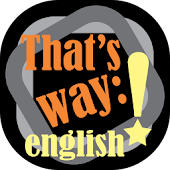 That's way: english!