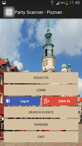 PartyScanner Poznań