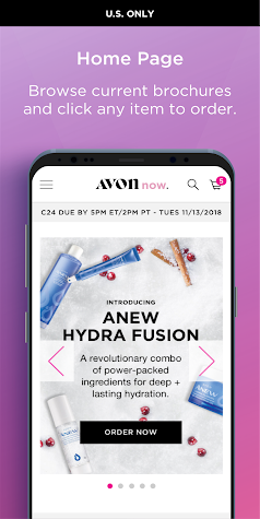 AvonNow Screenshot