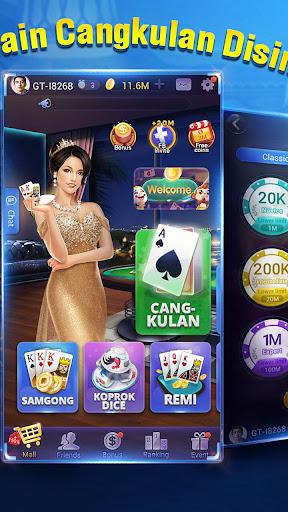 Kartu Cangkulan ( Game Lokal ) 2.5.2 screenshots 2