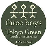 Three Boys Tokyo Green Tea Ale